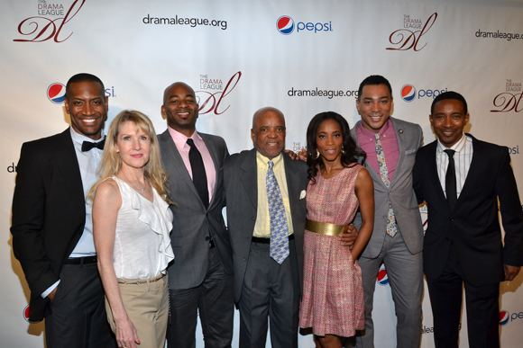 Gordy family Cyndi Lauper Paul Rudd Cicely Tyson and More Attend 2013 Drama
