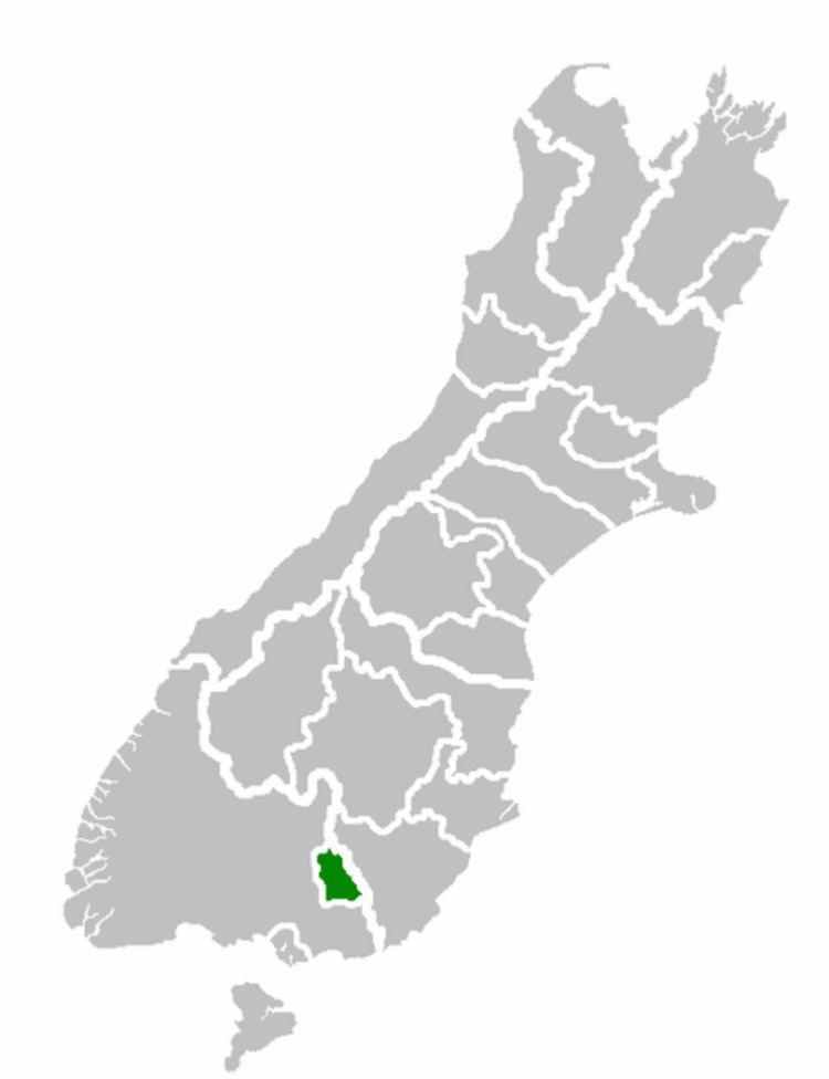 Gore District, New Zealand