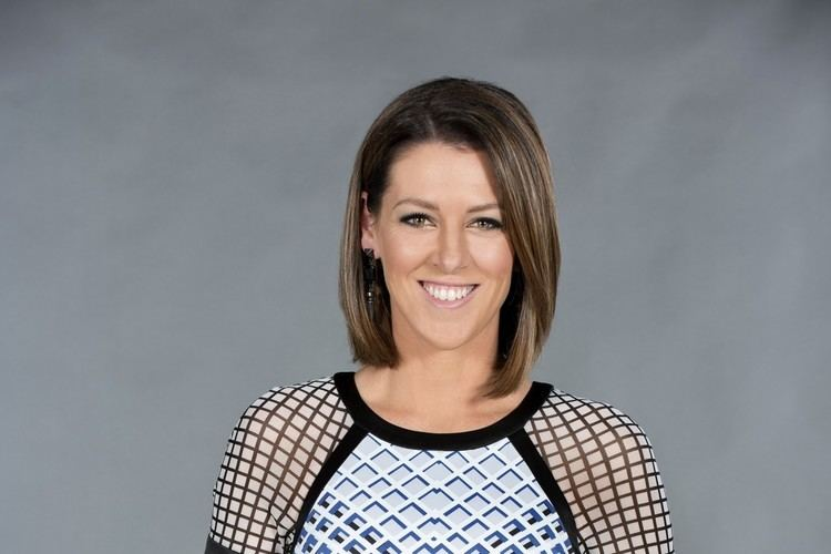 Gorgi Coghlan The Project39s Gorgi Coghlan To Replace Carrie Bickmore BampT