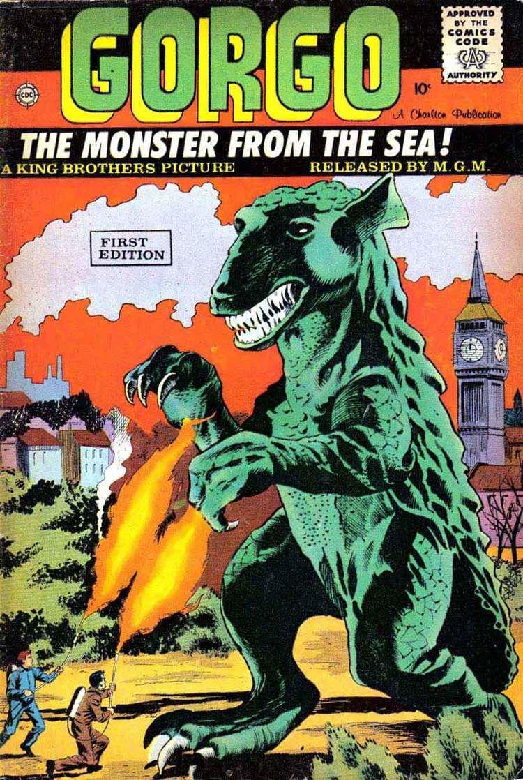 Gorgo (film) Meet Gorgo the British Godzilla The Dissolve