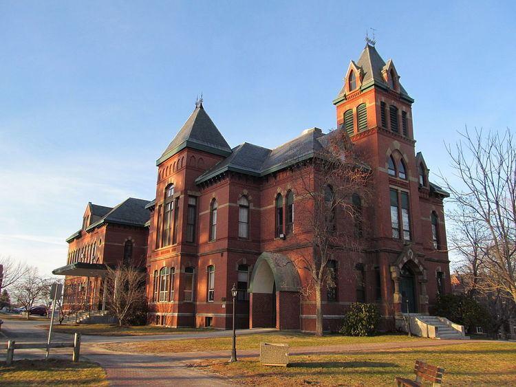 Gorham Campus Historic District