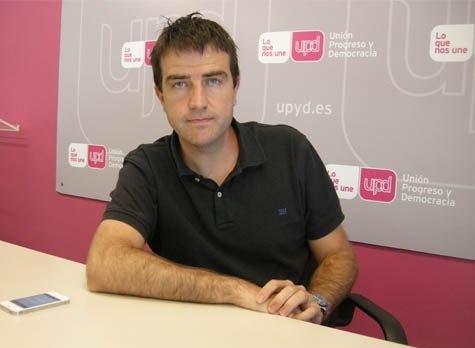 Gorka Maneiro ENTREVISTA Gorka Maneiro candidato de UPyD y diputado en