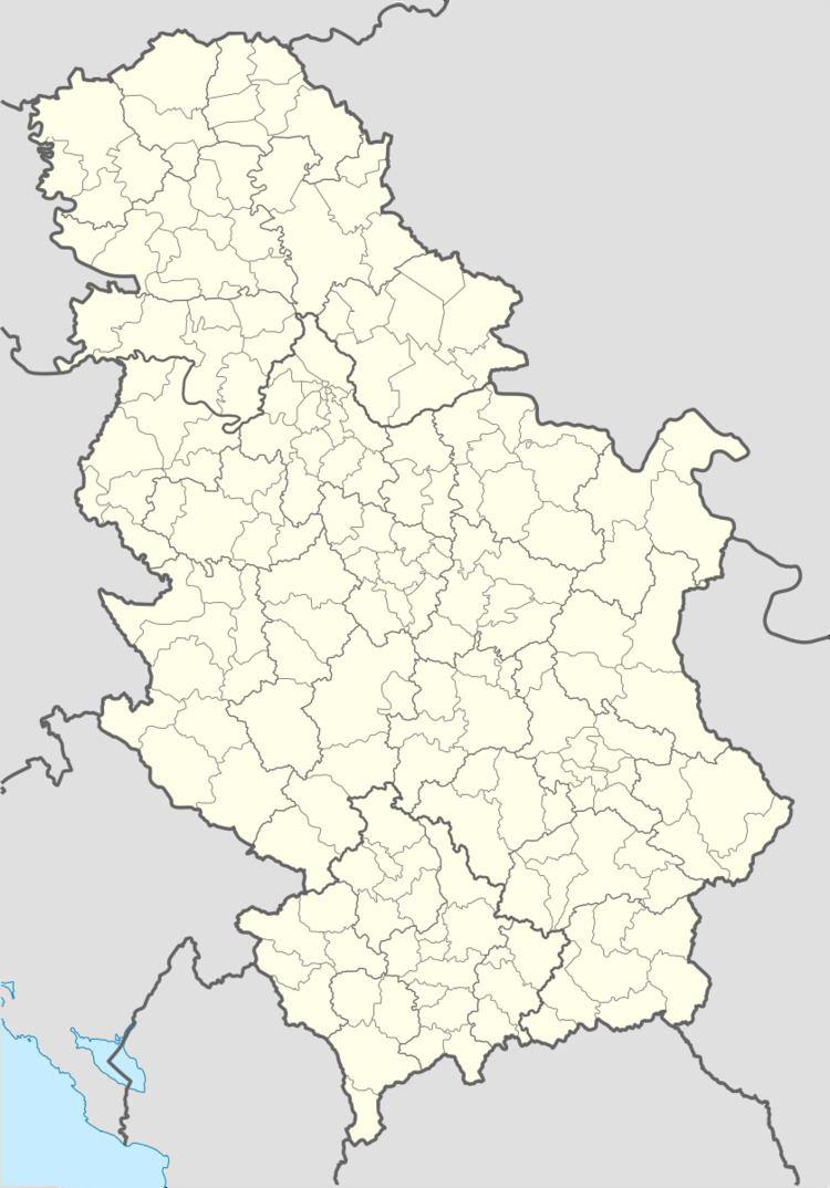 Gornji Lipovac, Serbia