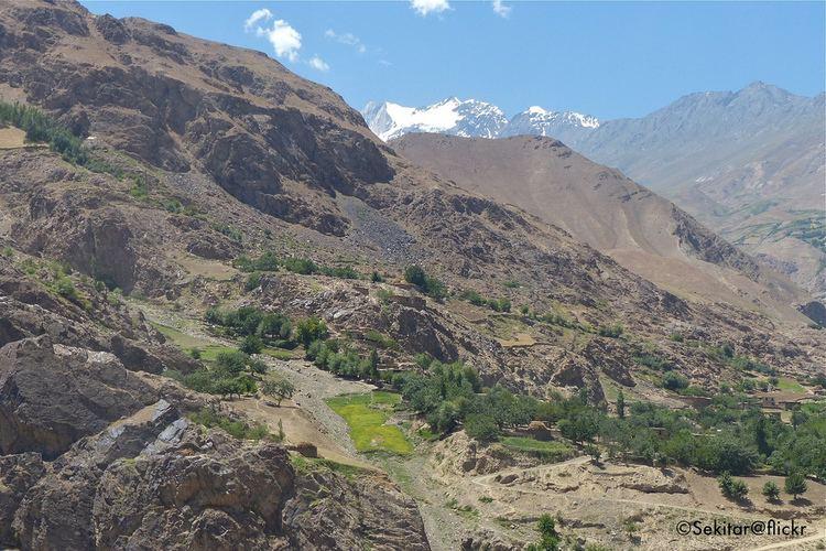 Gorno Badakhshan Autonomous Region Beautiful Landscapes of Gorno Badakhshan Autonomous Region
