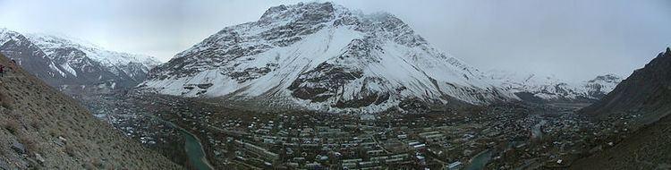 Gorno Badakhshan Autonomous Region in the past, History of Gorno Badakhshan Autonomous Region