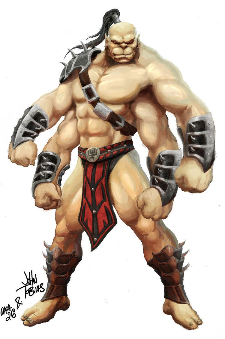 Goro (Mortal Kombat) - Alchetron, The Free Social Encyclopedia