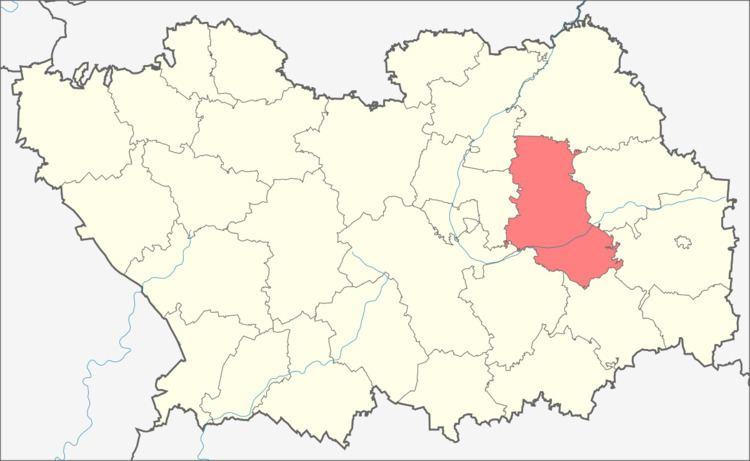 Gorodishchensky District, Penza Oblast