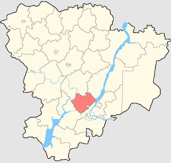 Gorodishchensky District, Volgograd Oblast