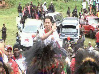 Goroka Lahanis Goroka Lahanis win Digicel cup Papua New Guinea Kumuls