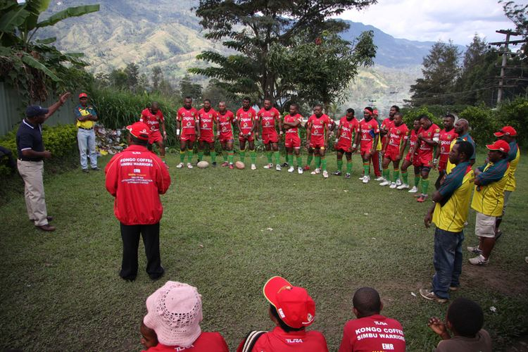Goroka Lahanis Papua New Guinea Times Rugby League
