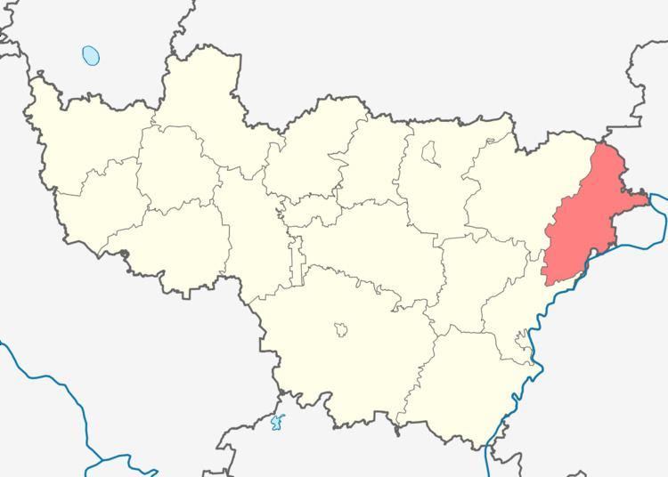 Gorokhovetsky District