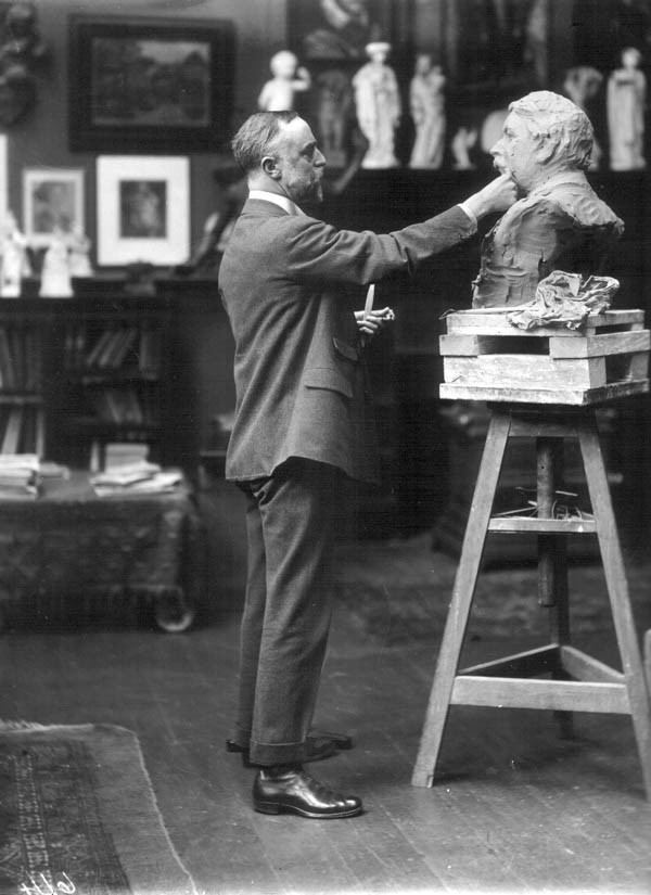 Goscombe John Sir William Goscombe John 18601952