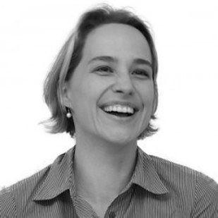 Smiling face of Gosia Piotrowska