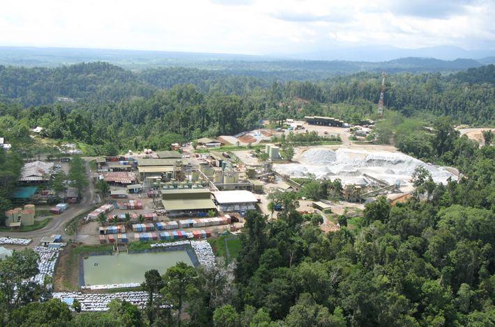 Gosowong mine Image Gallery Newcrest Mining Limited