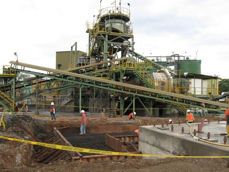 Gosowong mine Millwrighting