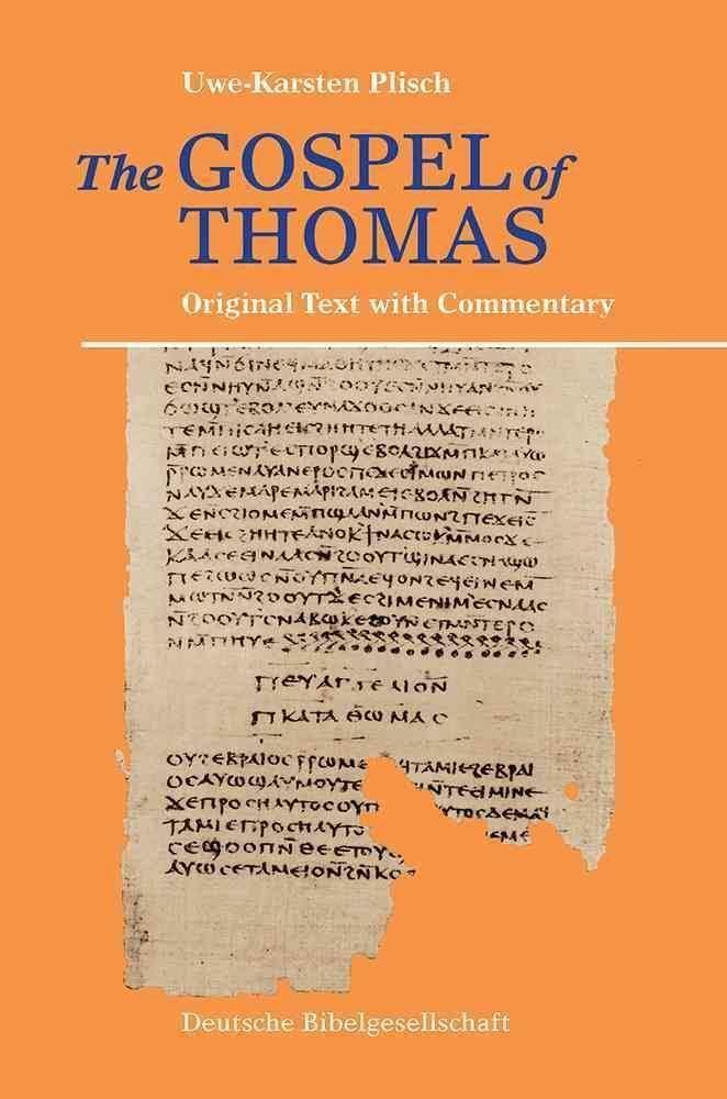 Gospel of Thomas t1gstaticcomimagesqtbnANd9GcTjmhAs0mubdKE2j