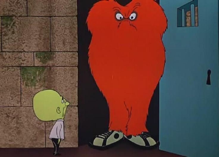 Gossamer (Looney Tunes) Gossamer Looney Tunes The Evil Scientist and Gossamer costumes