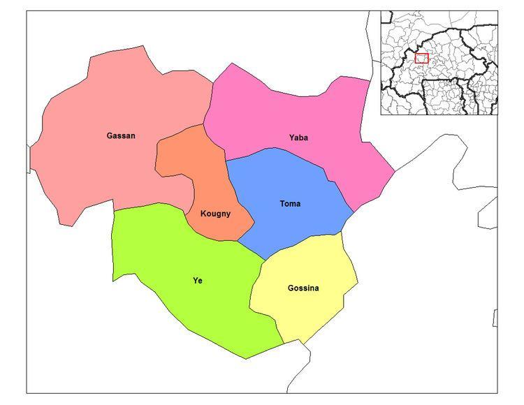 Gossina Department