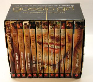 Gossip Girl (novel series) The Complete Gossip Girl Series Gossip Girl 111 Prequel by