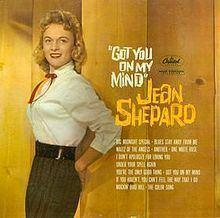 Got You on My Mind (Jean Shepard album) httpsuploadwikimediaorgwikipediaenthumbc
