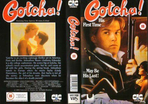 Gotcha! (1985 film) Gotcha 1985
