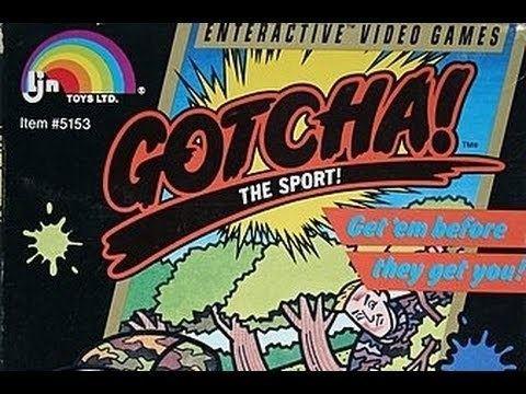 Gotcha! The Sport! Gotcha The Sport For NES YouTube