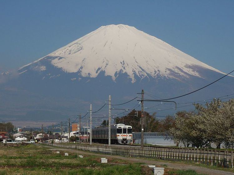 Gotemba Line Shizuoka Prefecture Railway Stations Gotemba Railway Line Suruga