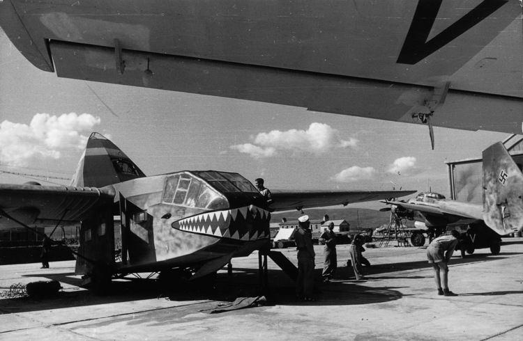Gotha Go 242 Gotha Go 242 and 244 Aircraft Weapons amp Technology German War