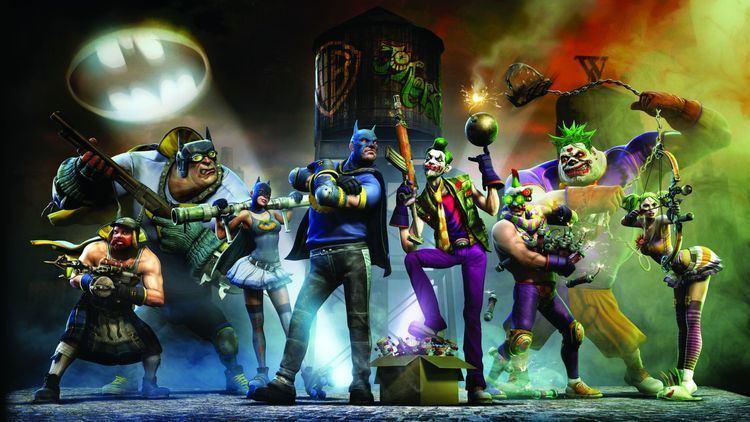 Gotham City Impostors Gotham City Impostors Game Giant Bomb