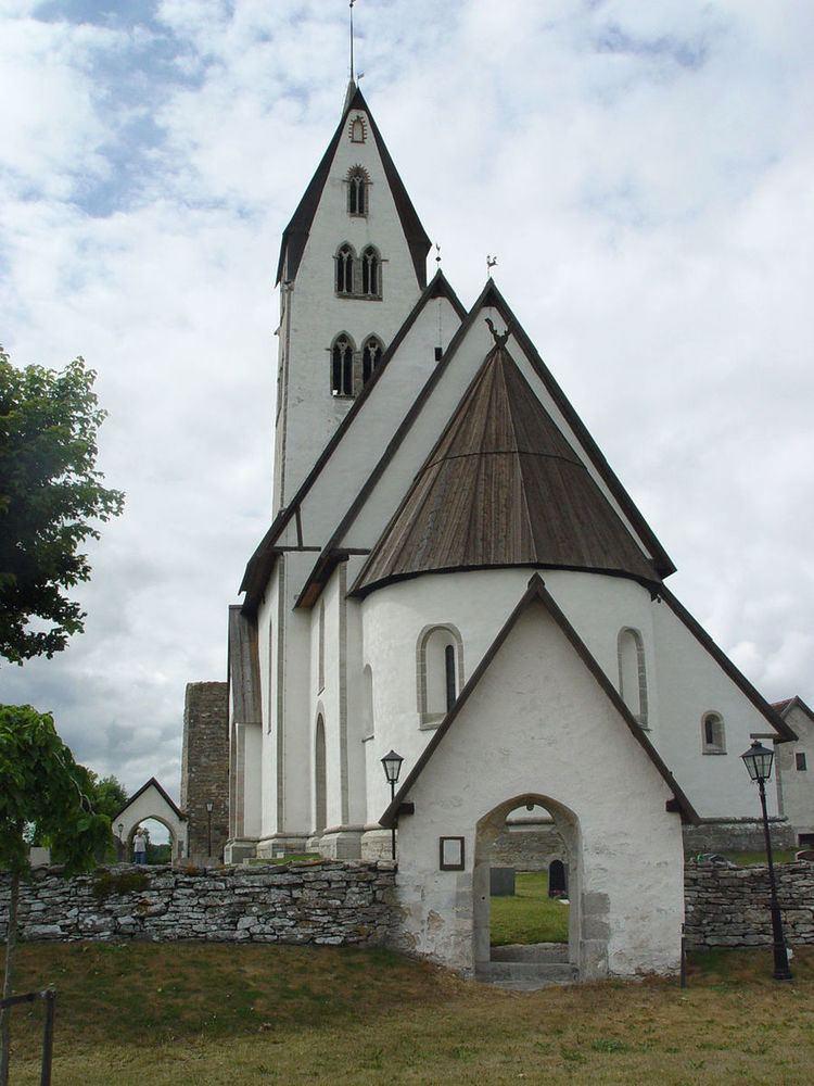 Gothem Church