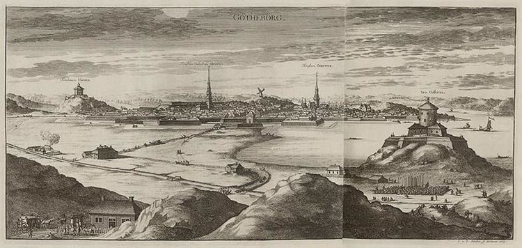 Gothenburg in the past, History of Gothenburg