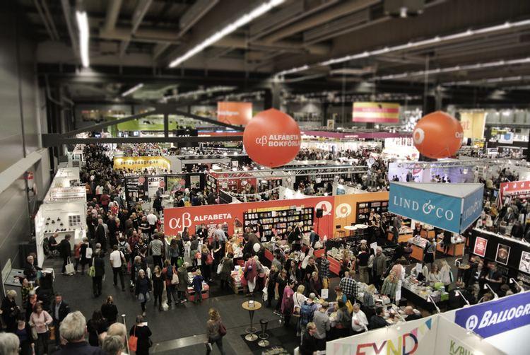Gothenburg Book Fair httpssunfieldartfileswordpresscom201310bo