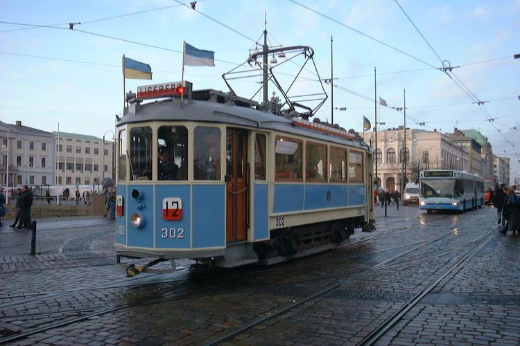 Gothenburg tram network FileGothenburg tram 103414521jpg Wikimedia Commons