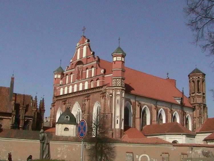 Gothic architecture in Lithuania