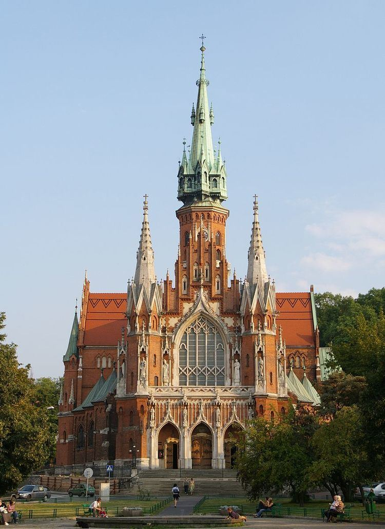 Gothic Revival architecture in Poland