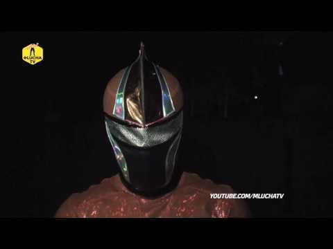 Máscara de Bronce Mscara de Bronce el nuevo personaje de Triple A YouTube