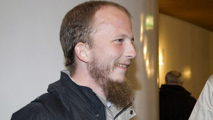 Gottfrid Svartholm Pirate Bay founder jailed for 35 years for hacking