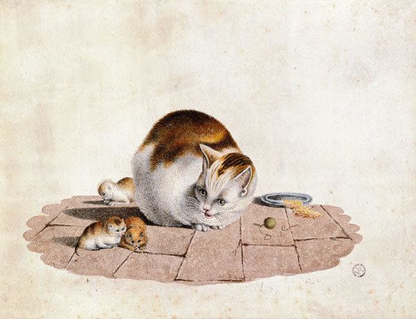 Gottfried Mind Gottfried Mind 17681814 Swiss THE GREAT CAT
