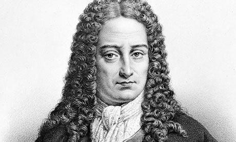 Gottfried Wilhelm Leibniz My hero Gottfried Wilhelm von Leibniz by Lee Smolin