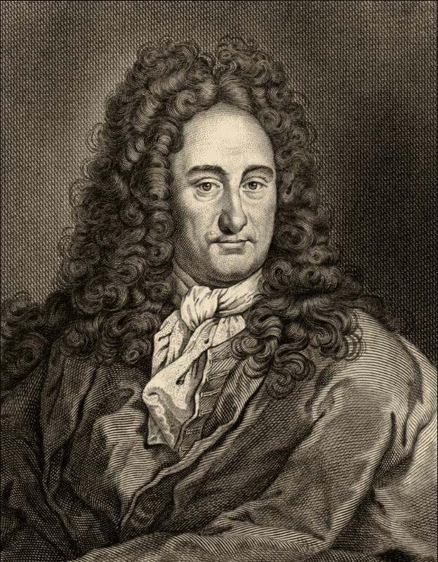 Gottfried Wilhelm Leibniz Gottfried Leibniz Quotes Math QuotesGram