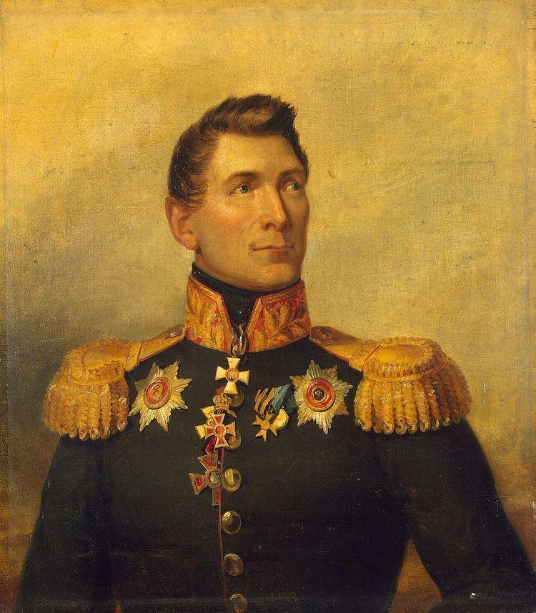 Gotthard August von Helffreich