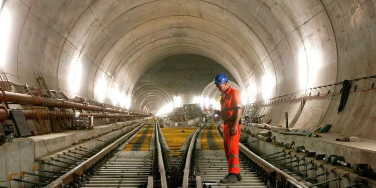 Gotthard Base Tunnel World39s longest tunnel completed Business Insider