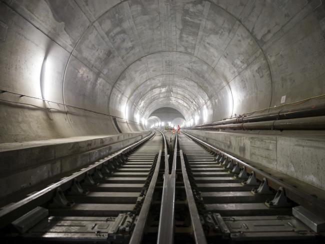 Gotthard Base Tunnel World39s longest railway tunnel about to open in Switzerland