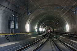 Gotthard Base Tunnel Gotthard Base Tunnel Wikipedia