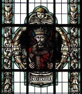 Gottschalk (Obotrite prince) httpsuploadwikimediaorgwikipediacommonsthu