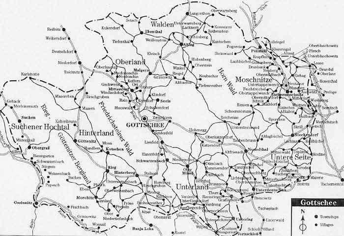 Gottschee Gottscheer Heritage amp Genealogy Association