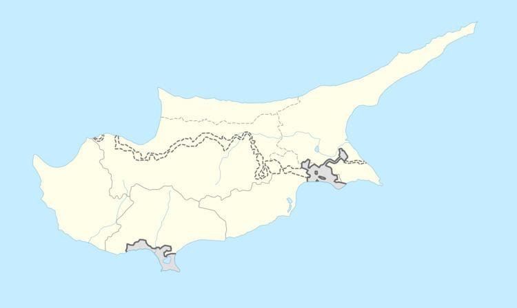 Goudi, Cyprus