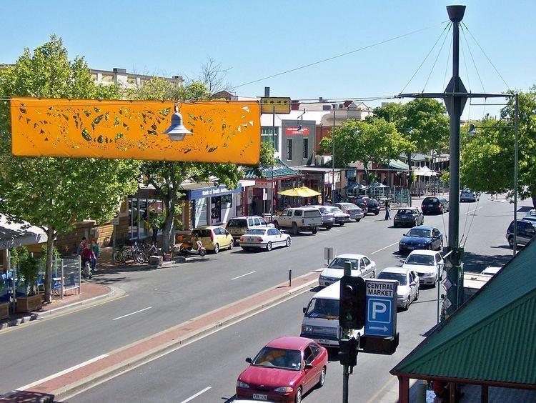 Gouger Street, Adelaide