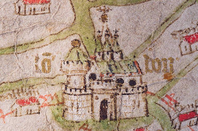 Gough Map Bodleian Library Gough Map