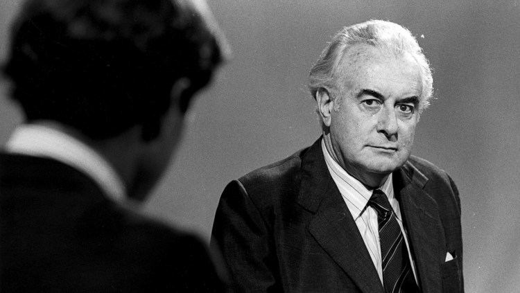Gough Whitlam Vale Gough The Australian Workers39 Union National